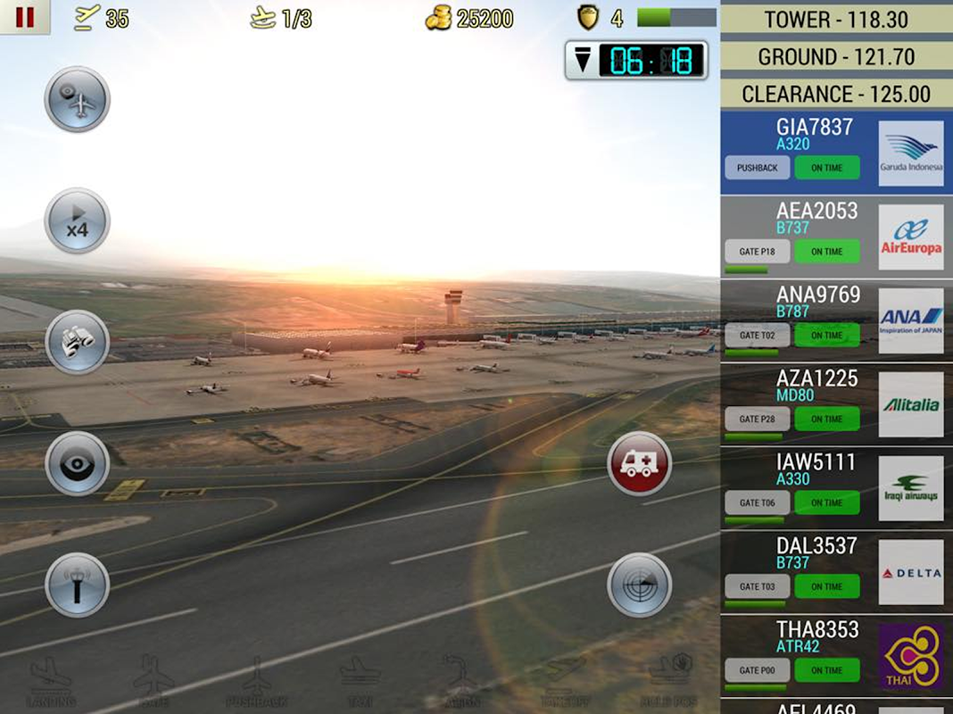 Unmatched Air Traffic Control 6.0.7 Screen 7