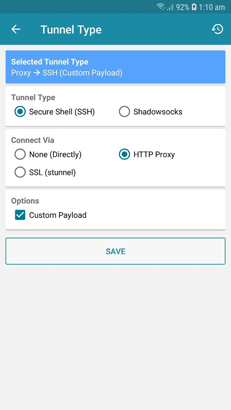HTTP Injector (SSH/Proxy/VPN) 4 5 4 APK Download by Evozi   Android APK