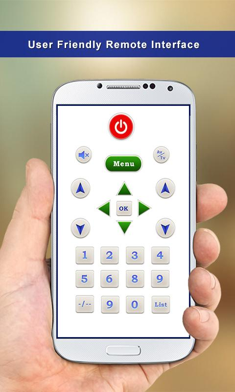TV Remote For Samsung 1.0 Screen 1