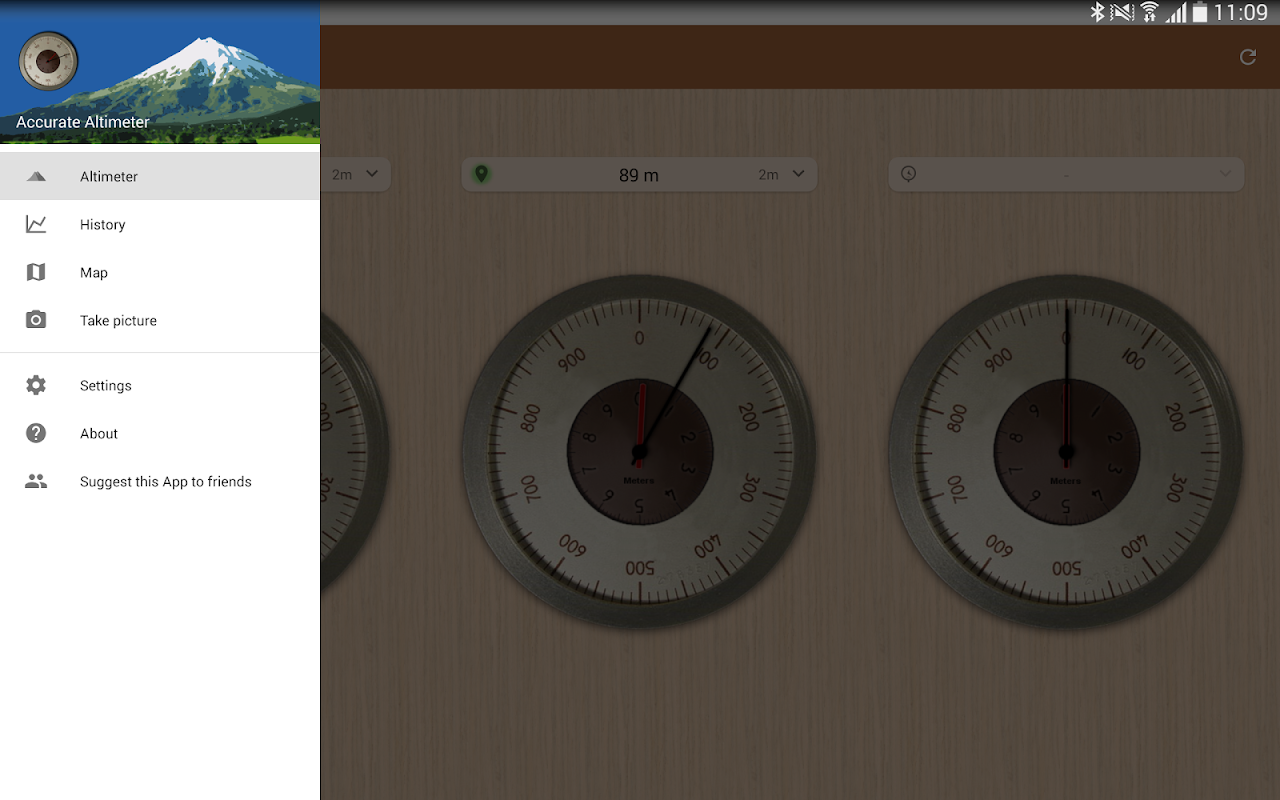 Accurate Altimeter PRO 2.2.0 beta2 (hacky® edition) Screen 8