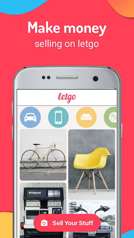 letgo: Buy & Sell Used Stuff, Cars & Real Estate 2.5.9 Screen 1
