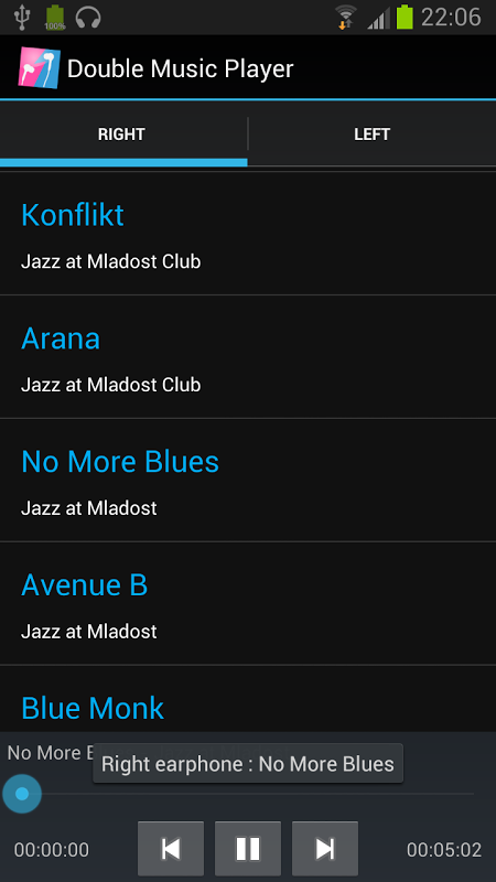 Double Music Player Pro APKs | Android APK