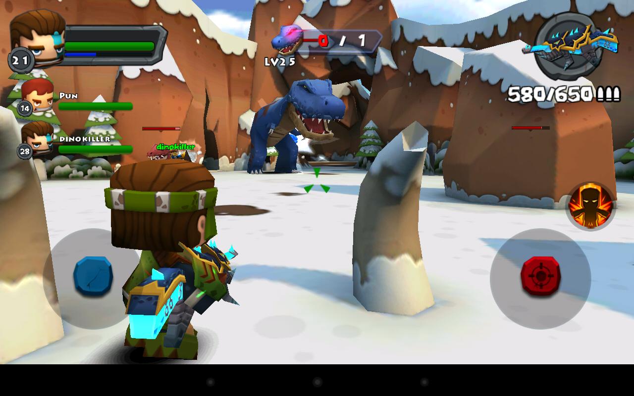 Android Call of Mini™ Dino Hunter Screen 12