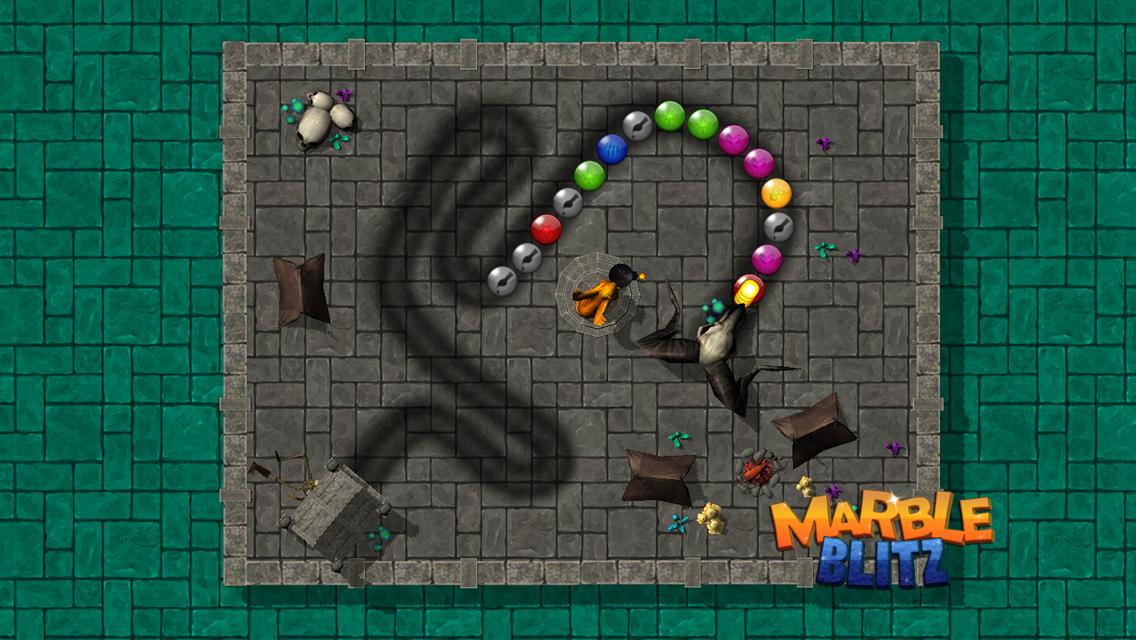 Android Marble Blitz Ball Blast Legend Screen 7