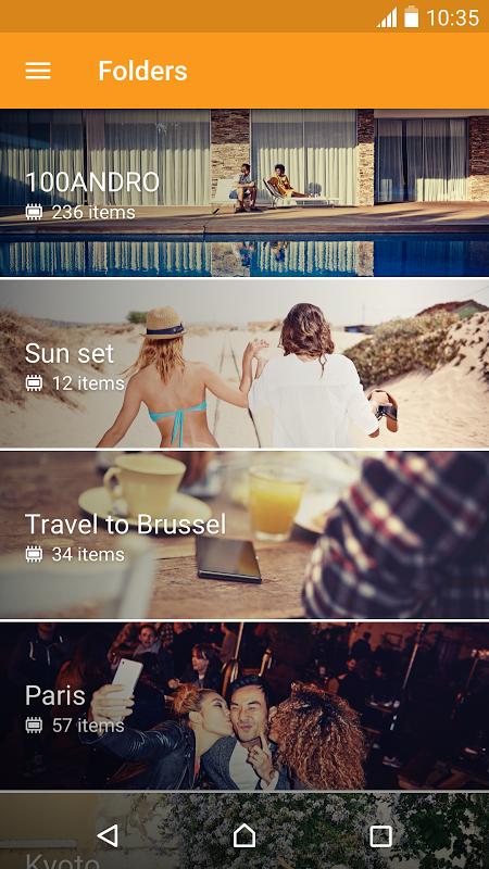 Android Album Screen 3