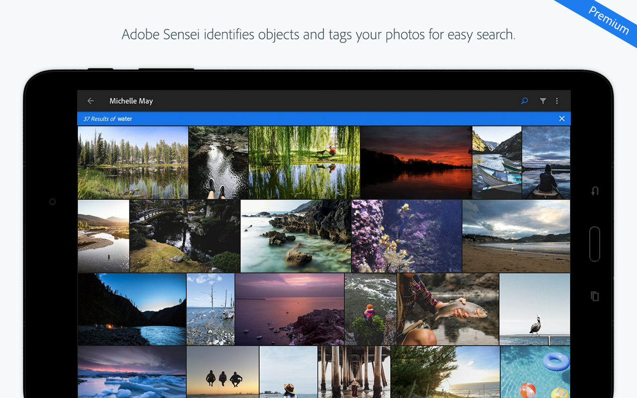 Android Adobe Photoshop Lightroom CC Screen 14