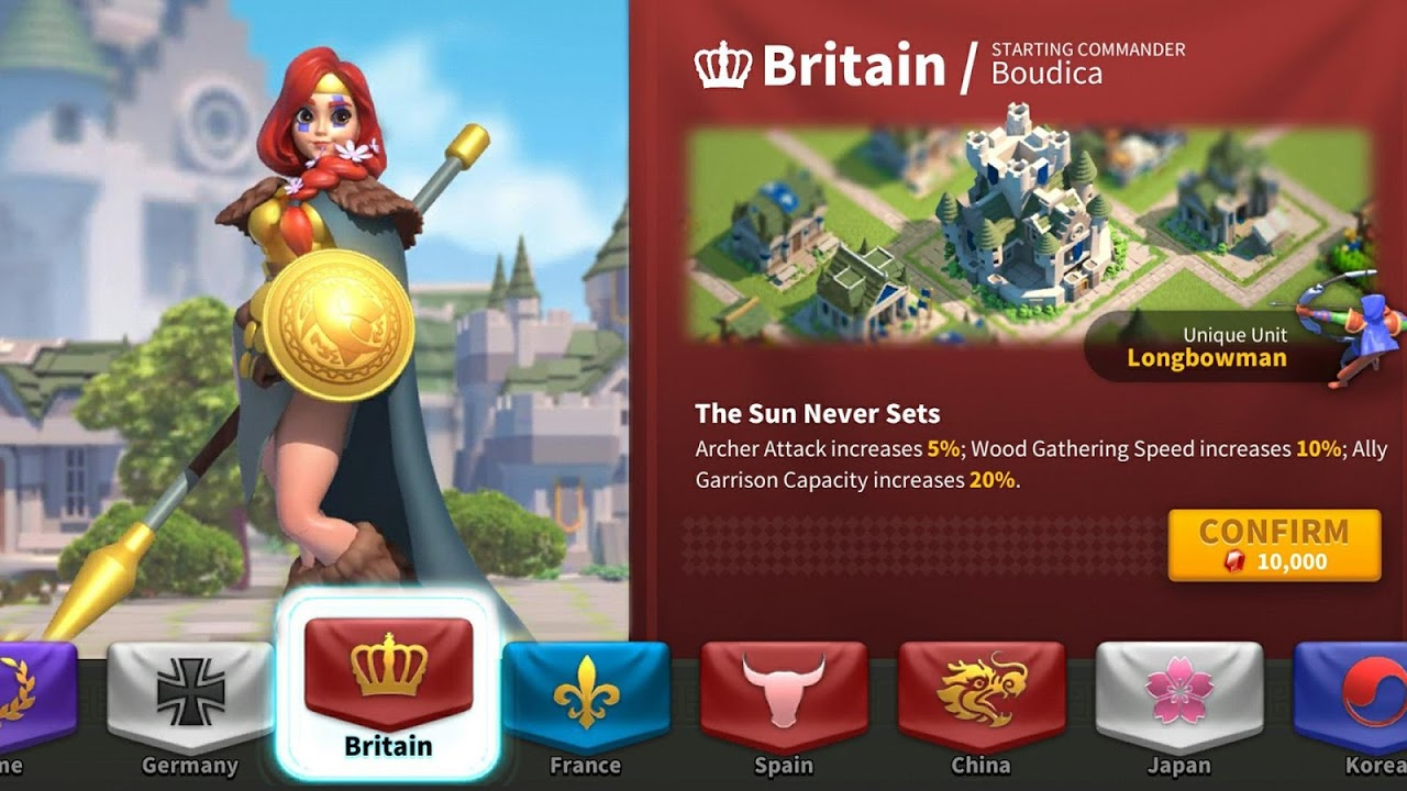 Rise of Civilizations 1.0.6.15 Screen 1