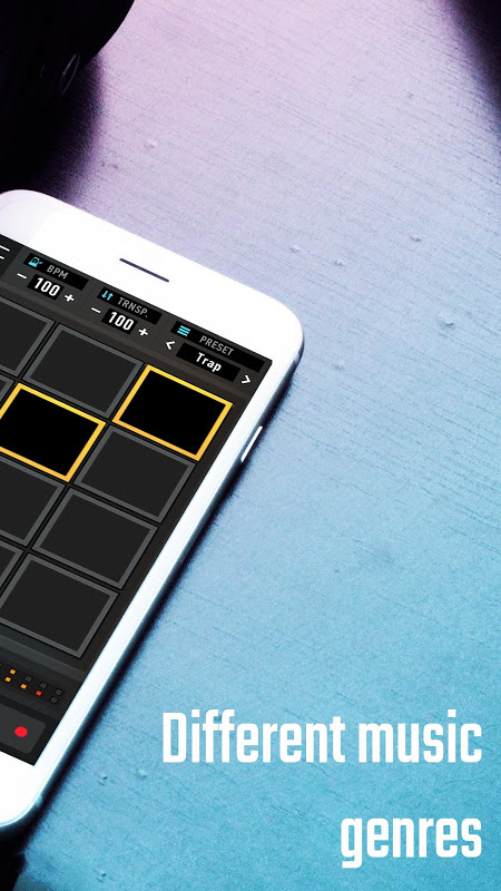 MixPads - Drum pad & dj mixer 5.1 Screen 2