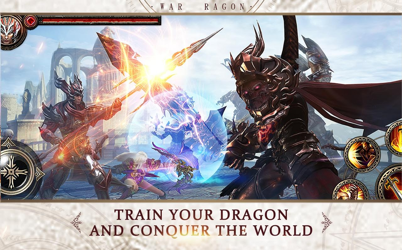 Android Eternal Crusade-永恒纪元 Screen 3