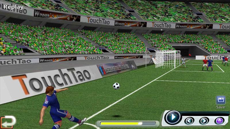 World Football League 1.9.6 Screen 5