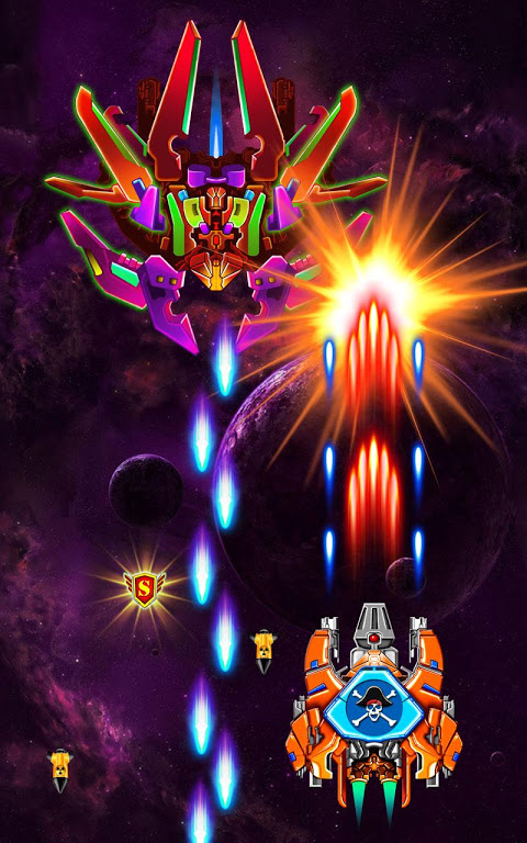 Galaxy Attack: Alien Shooter 6.20 Screen 9