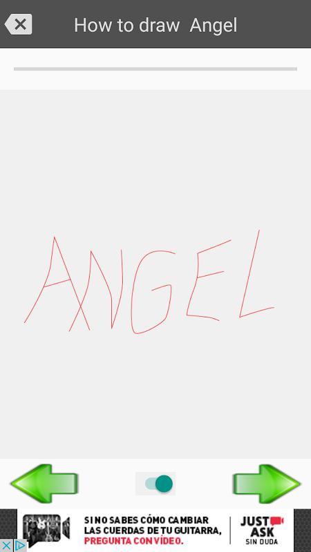Android Draw graffiti 3D Screen 8