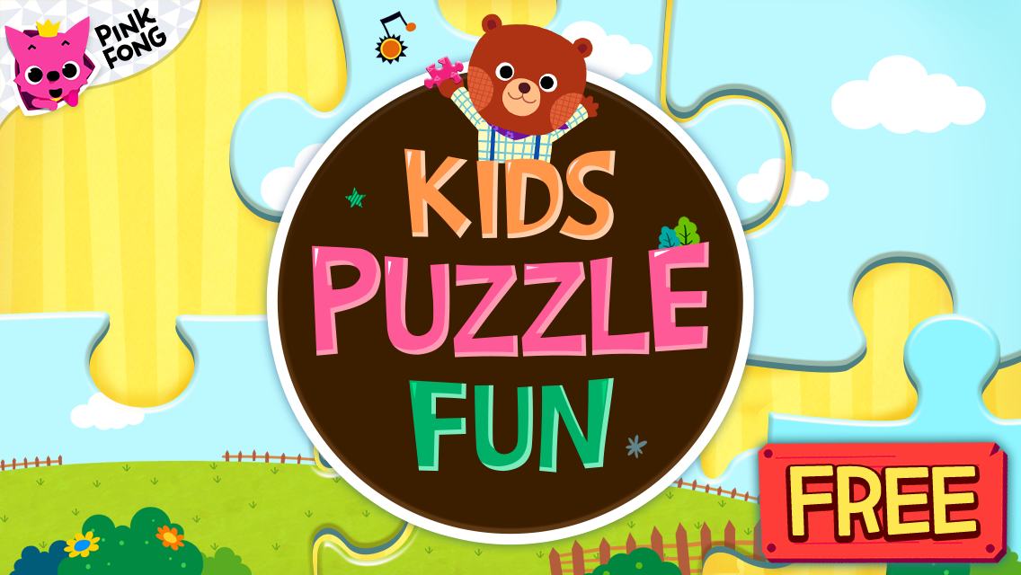 PINKFONG Kids Puzzle Fun 9 Screen 8