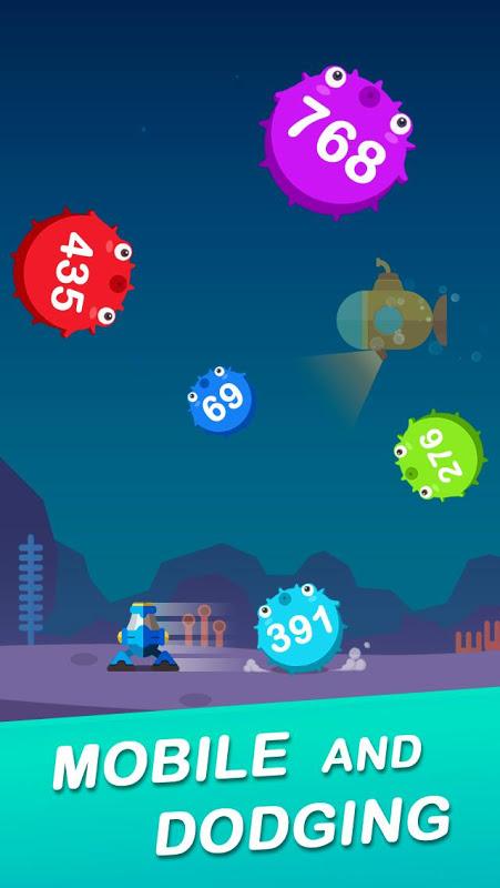Android Jump Ball Blast Screen 3