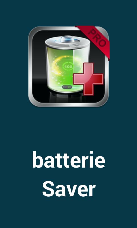 Battery Saver Pro 1.0 Screen 2