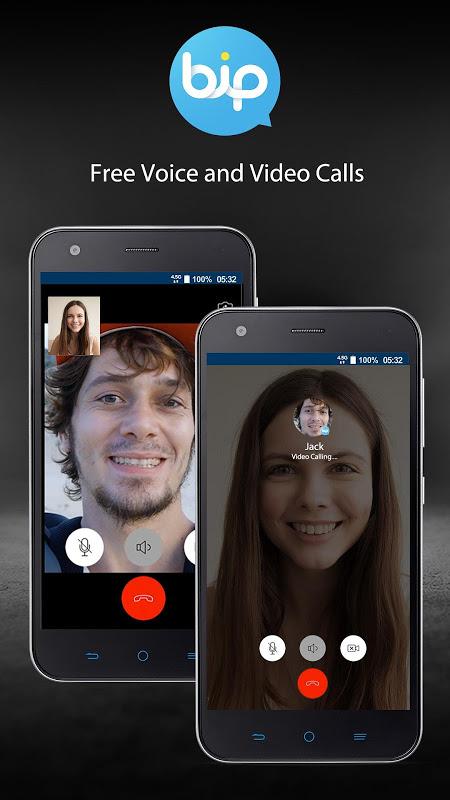 BiP Messenger 3.43.10 Screen 1