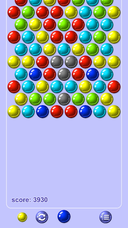 Bubble Shooter 2.6 Screen 2