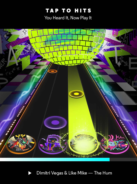 Android Beat Fever: Music Planet Screen 10