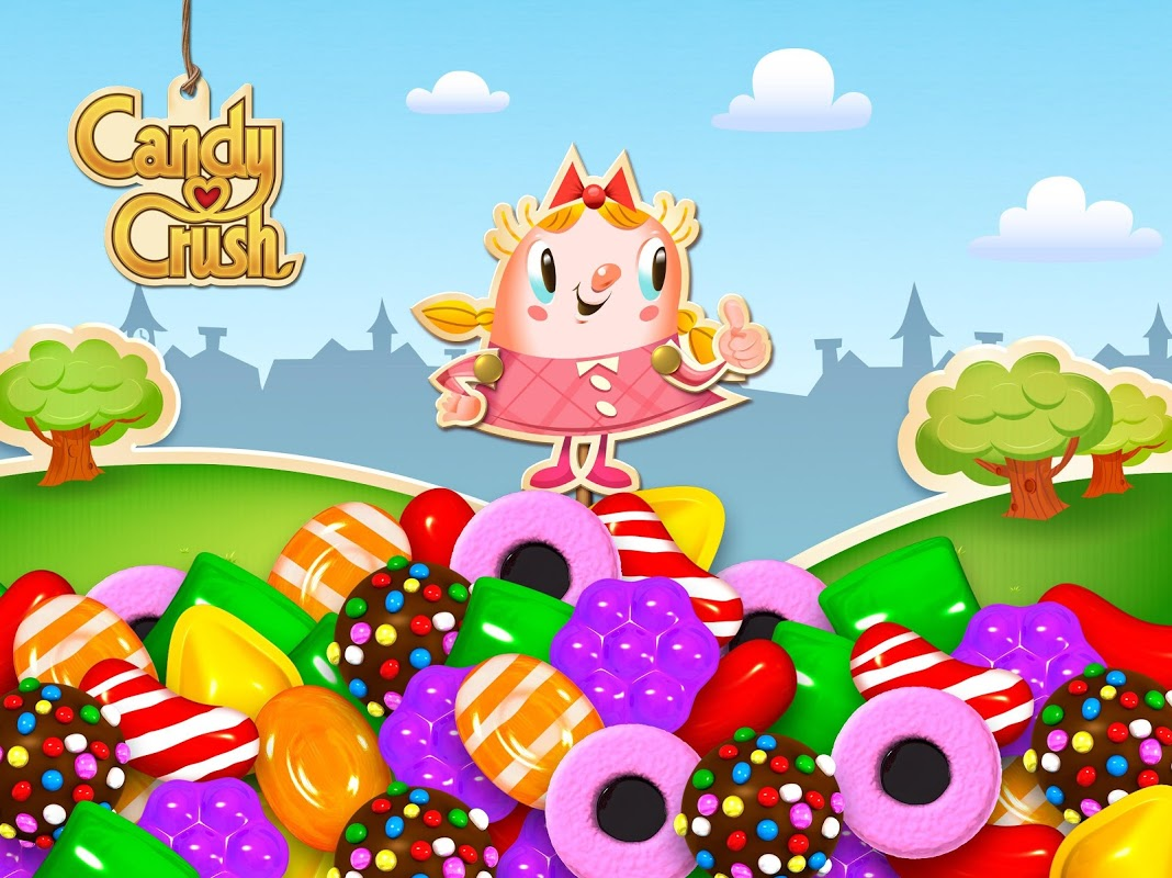 Android Candy Crush Saga Screen 9