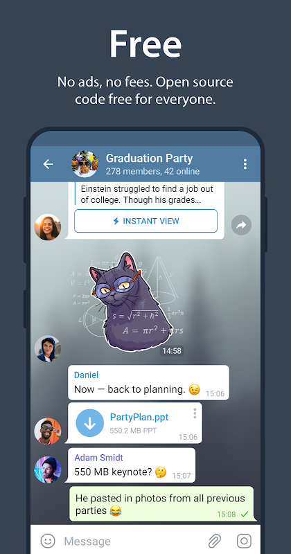 Telegram 5.12.0 Screen 10