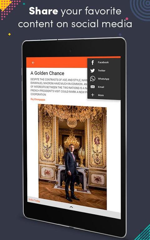 Magzter: All Digital Magazines 7.5.2 Screen 15