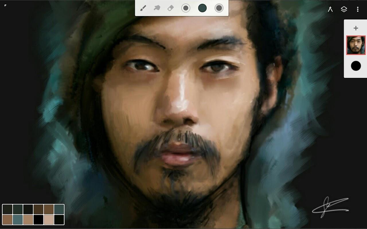 Infinite Painter 6.1.61.1 Screen 2