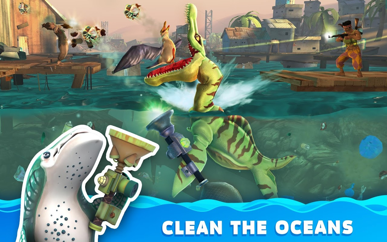 Android Hungry Shark World Screen 19