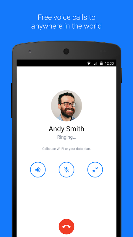 Android Workplace Chat by Facebook Screen 4