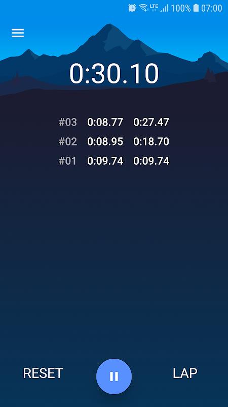 Alarm Clock: Stopwatch & Timer 6.1.0 Screen 13