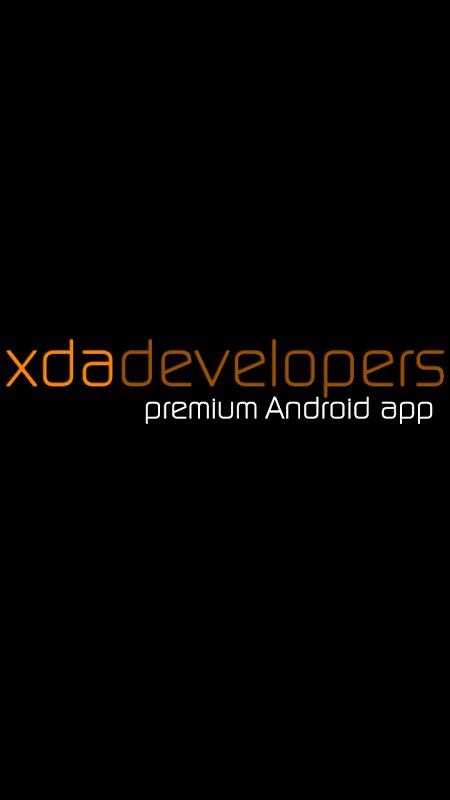 XDA Legacy 7.1.27 Screen 1