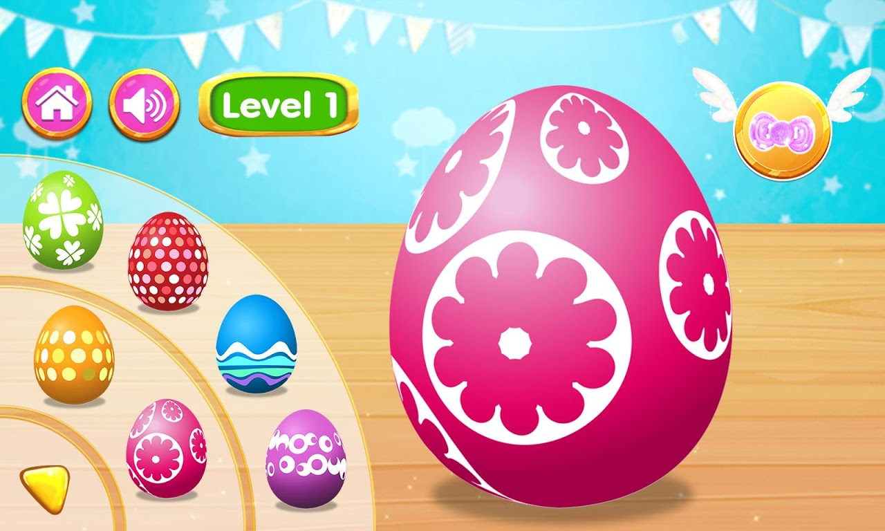 Android Surprise Eggs for Toddlers Screen 1