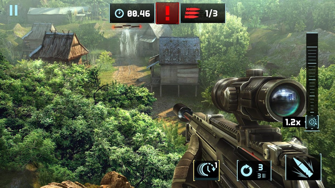 Android Sniper Fury: Top shooting game - FPS Screen 6