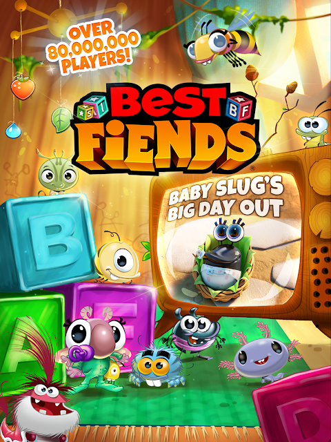 Android Best Fiends - Puzzle Adventure Screen 15