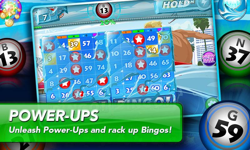 Android Bingo Rush 2 Screen 3
