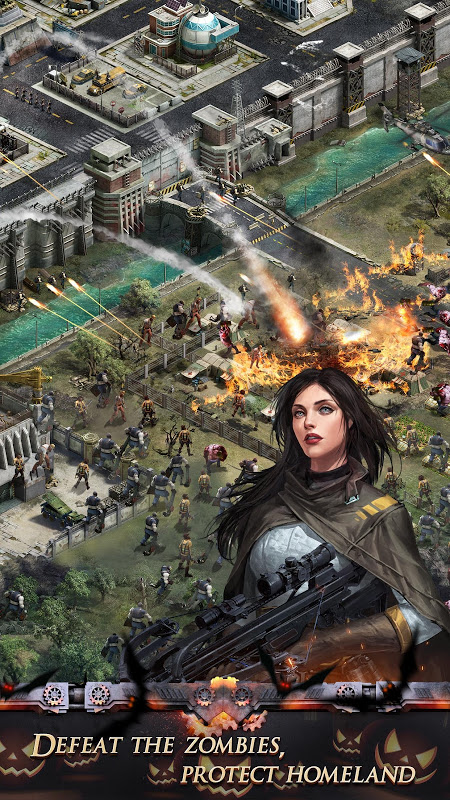 Android Last Empire - War Z: Strategy Screen 1