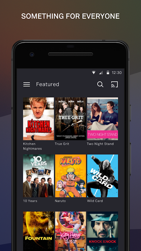 Android Tubi - Free Movies & TV Shows Screen 2
