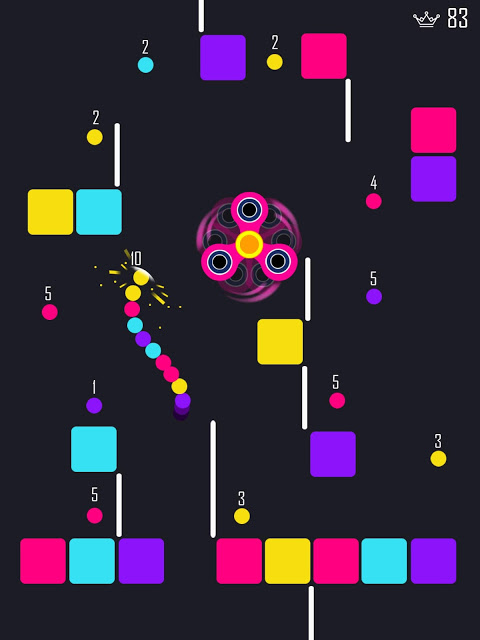 Android Snake Vs Color Screen 7