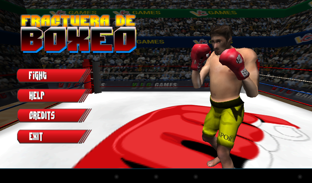 3D Boxing 2.3 Screen 5