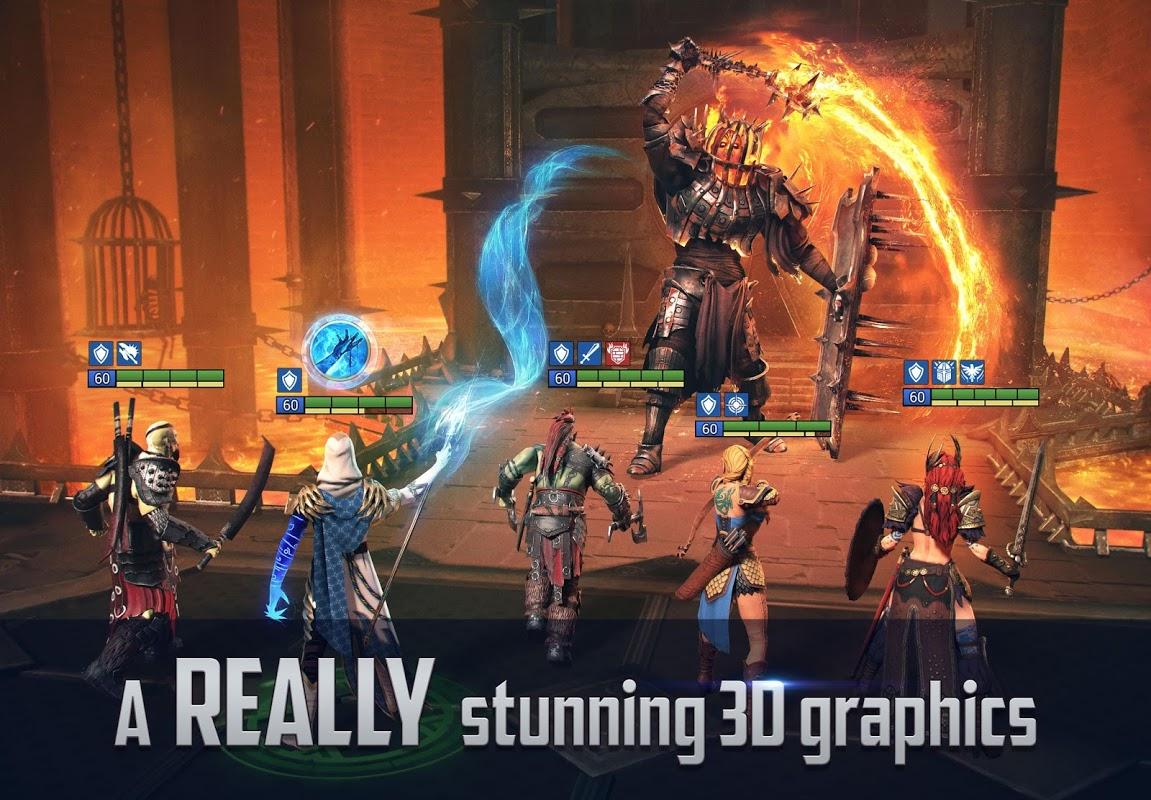 Raid Shadow Legends Apk