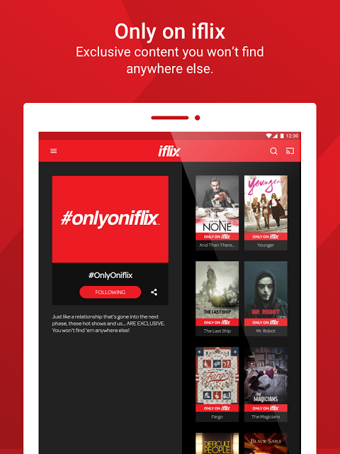 iflix 2.34.0-6823 Screen 8