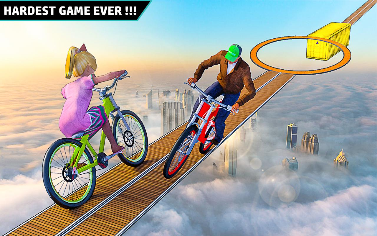 Android Extreme Quad Motor Bike Race: Cycle Racing Games Screen 2