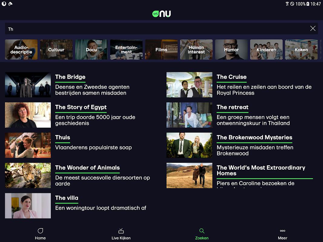 VRT NU 1 2 0 APK Download by VRT | Android APK
