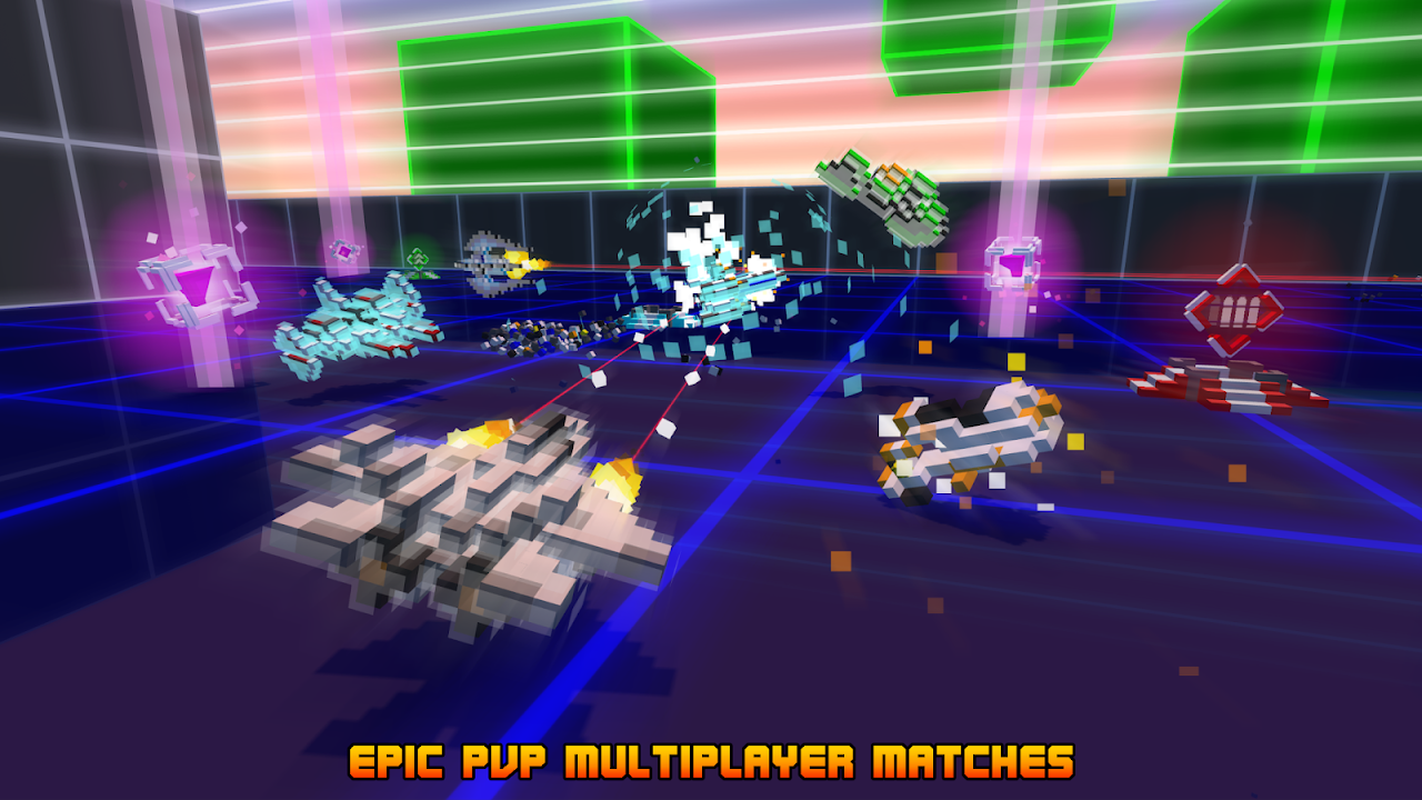Android Hovercraft: Battle Arena Screen 1