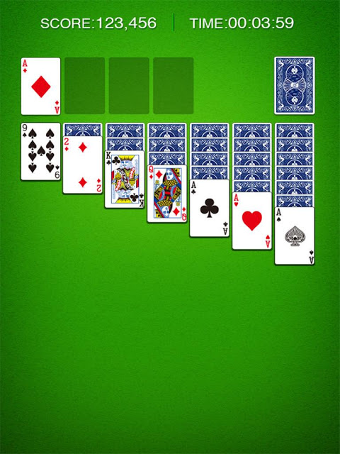 Solitaire 2.169.0 Screen 1