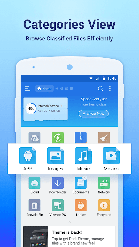 ES File Explorer/Manager PRO 4.1.9.1.3 Screen 13