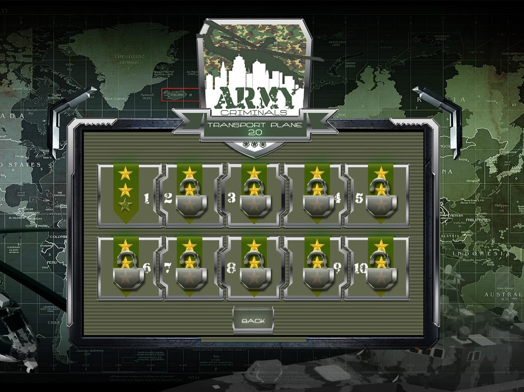 Army Criminals Transport Plane 2.0 1.0.1 Screen 14