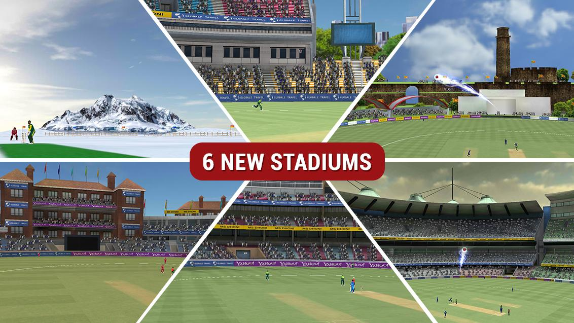 Android MS Dhoni: The Official Cricket Game Screen 6
