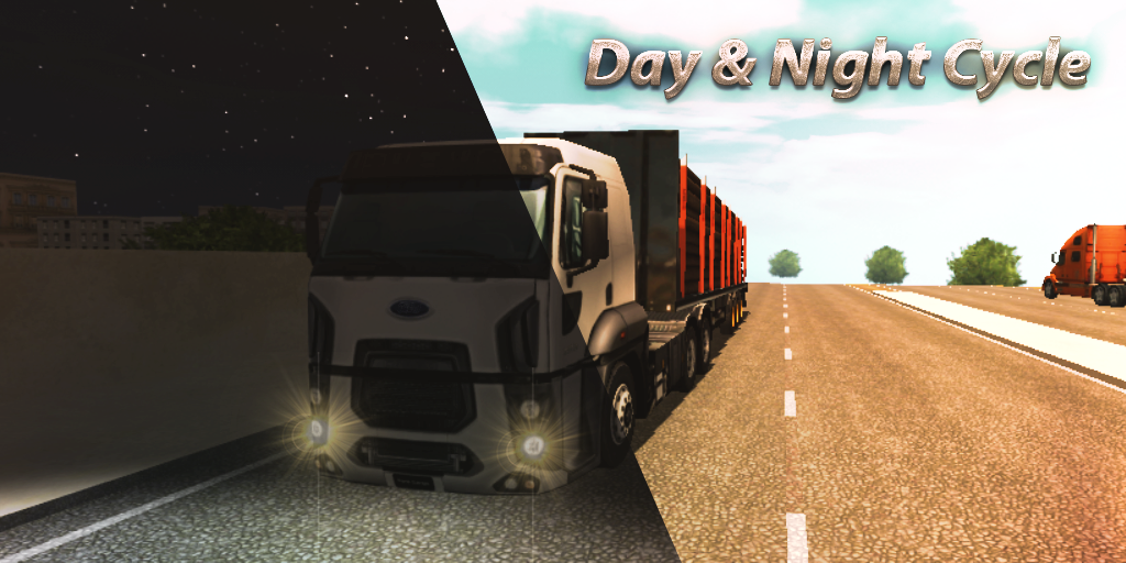Android Truck Simulator : Europe Screen 2