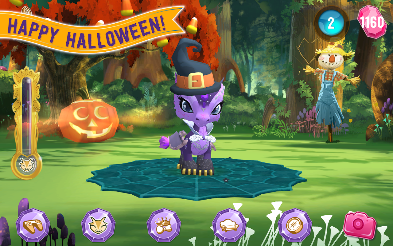 Android Ever After High™: Baby Dragons Screen 12