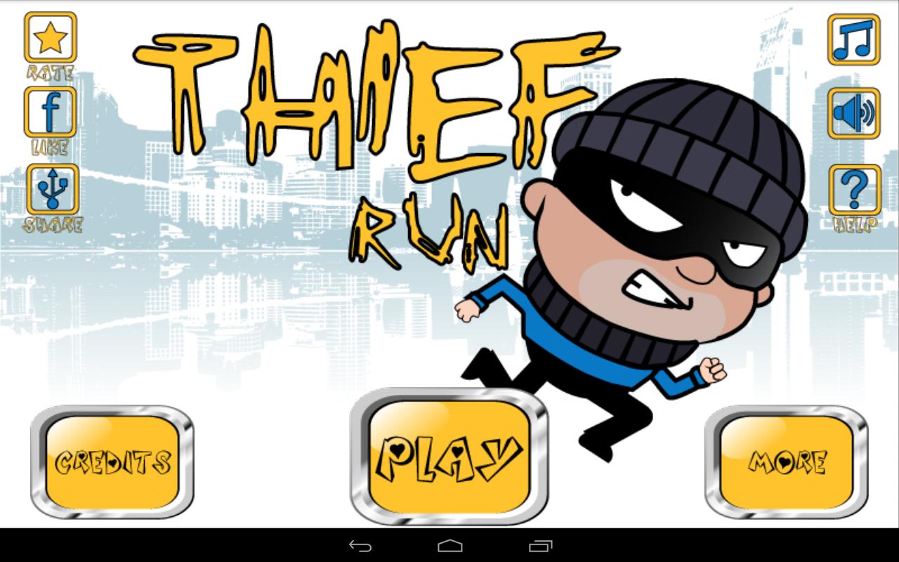 Android Thief Run Screen 6